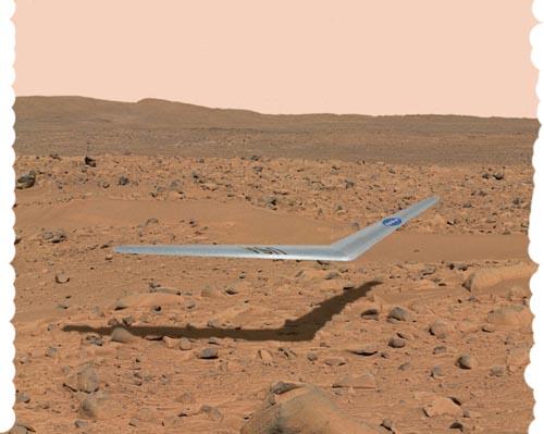 ارسال بومرنگ فضایی به مریخ توسط ناسا