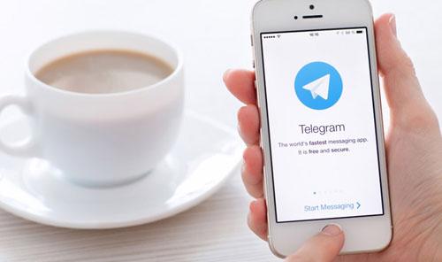 ویرایش پیام ارسال شده در تلگرام