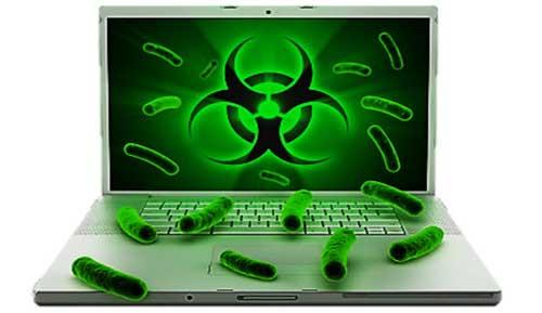 ویروس های کامپیوتری