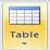 ایجاد جدول در ورد 6