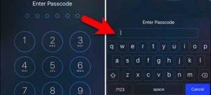 ساختن رمز عبور قوی تر در iOS