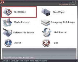 آموزش ریکاوری فایل 3