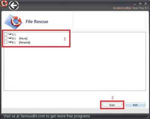 آموزش ریکاوری فایل 4