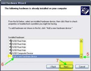 نصب کارت شبکه مجازی