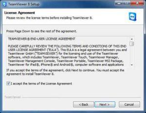 آموزش نصب نرم افزار TeamViewer