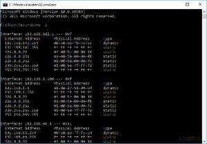 برخی از دستورات cmd برای هک سایت