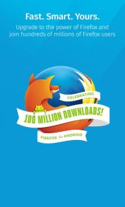 مرورگر فایرفاکس اندروید یا نرم افزار Firefox Browser for Android