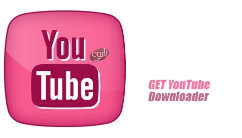 نرم افزار دانلود از یوتیوب یا نرم افزار GET Youtube Downloader Ultimate