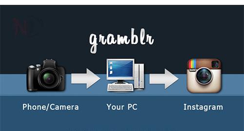 برنامه ی اینستاگرام برای کامپیوتر Instagram For Pc