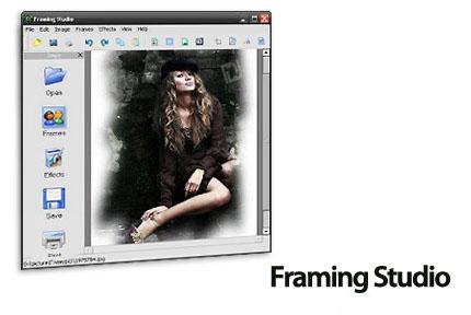 معرفی نرم افزار ساخت فریم یا نرم افزار framing studio