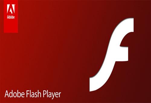 نرم افزار فلش پلیر برای مرورگرهای اینترنت یا نرم افزار Adobe Flash Player