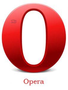 ویژگیهای نرم افزار مرورگر اپرا Opera