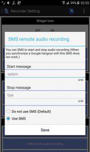 نرم افزار ضبط صدا مخفیانه یا نرم افزار sc secret recorder pro
