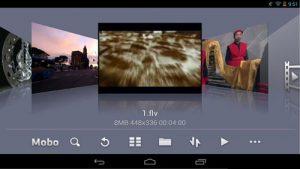نرم افزار moboplayer پخش ویدیو در اندروید یا ویدیو پلیر اندروید