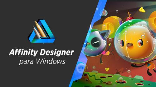 نرم افزار طراحی گرافیک برداری یا نرم افزار serif affinity designer