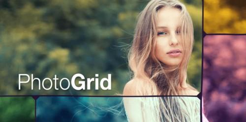 ویرایش حرفه ای عکس با نرم افزار photo grid