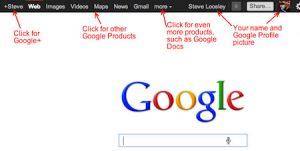 آموزش شخصی سازی تولبار سیاه گوگل