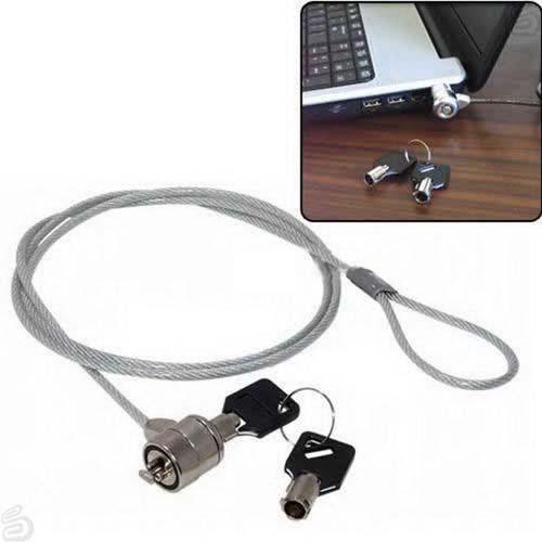 قفل کنسینگتون یا قفل kensington لپ تاپ یا قفل لپ تاپ